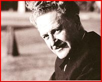 A photograph of Turkish  poet Nazım Hikmet,  taken by Lütfi Özkök  in 1959 in Stockholm.